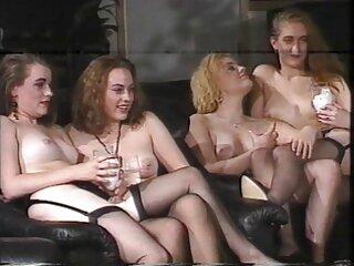 دانش آموز پای تازه وارد خود را باز کرده و به سرعت از واژن دانلود کلیپهای سکسی خارجی تراشیده به بیضه ها می رود